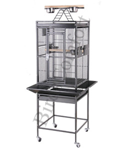 Bird Cage with Playtop