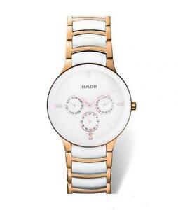 Rado Centrix Stainless Steel Wrist Watch