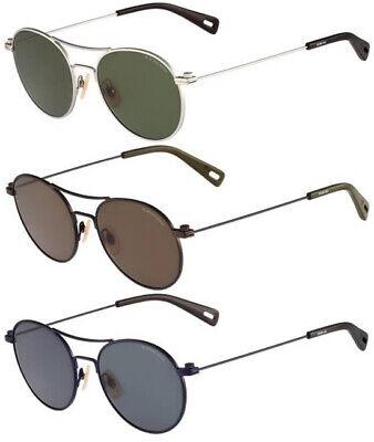G-Star Raw Metal Defend Men's Aviator Sunglasses w/ Anti-Reflective Lens (Raw Sunglasses)