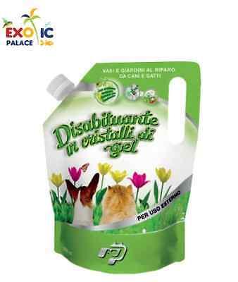 abweisend IN Kristalle der gel 1lt Außen Hund Katze Garten-Töpfe Pflanzen