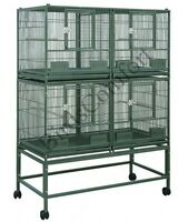 HQ Stackable Bird Breeding Cages 40x20