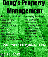 Doug's Property Management!
