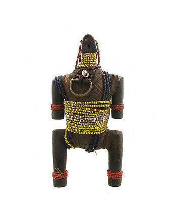 Statue Fetish Doll Namji Cameroon Art African 5100