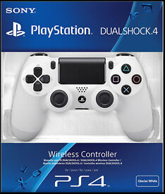 BRAND NEW Sony Dual Shock 4 V2 Controller for PlayStation 4 PS4 White
