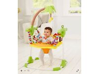 Baby Toddler Mothercare Jumping Giraffe Entertainer / Jumperoo / Bouncer