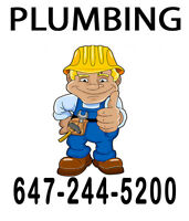 ☎AFFORDABLE FAST PLUMBING WITH QUALITY☺☺