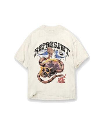 """Represent Clo """"Bad To The Bone"""" Tshirt"""