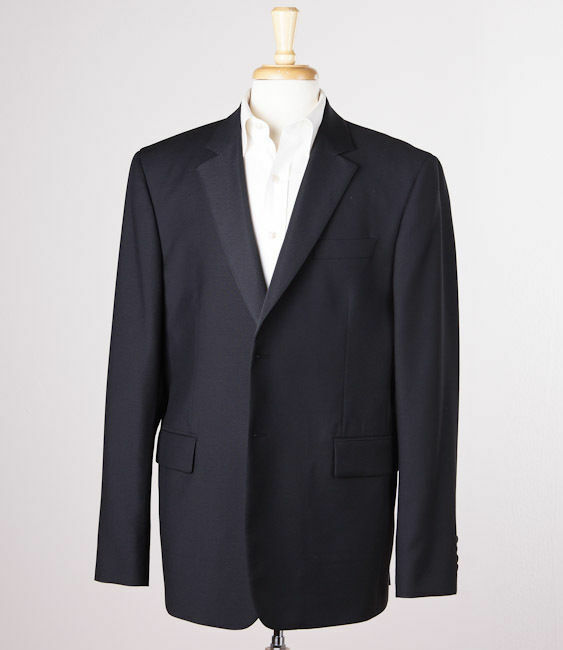 Burberry Wool and Mohair Tuxedo
