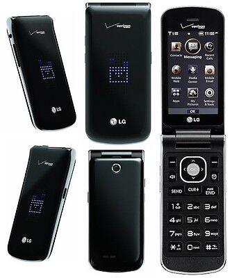 LG Exalt VN360 - Black (Verizon) Flip Cellular Cell Phone (Page Plus) VN-360 on Rummage