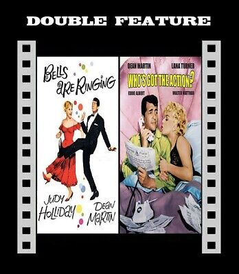 Bells Are Ringing / Who's Got The Action ? ( Dean Martin ) R2 compatible DVD New