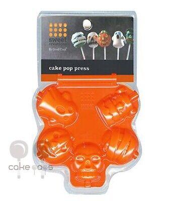 Cake Pops Molds Halloween, 5 Förmchen  ()