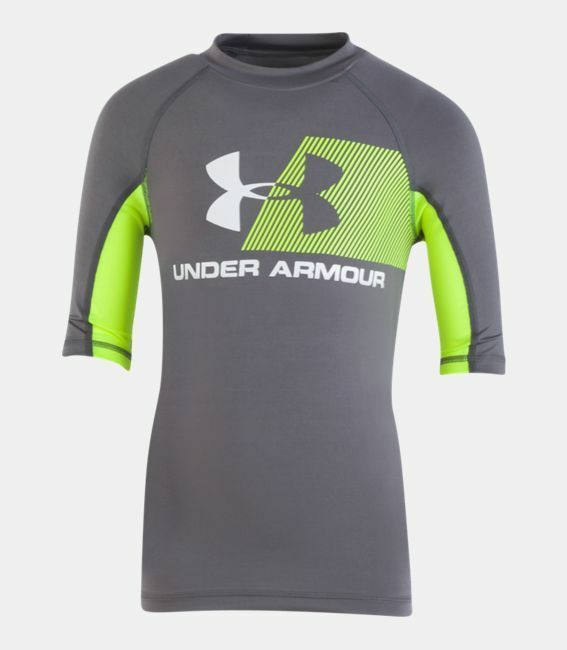 Under Armour H2O Reveal Rashguard - Toddler Boys' Surf Sho