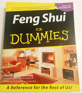 Feng Shui for Dummies (PIERREFONDS)