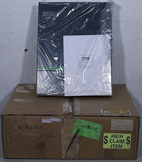 New Ab Ds10050a120v2sh1000c Dysc 50 Amp 120 V Voltage Sag Protector, Asm