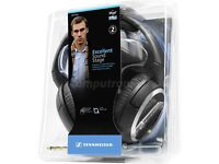 Sennheiser HD449 Ergonomic Closed-Back Stereo Over-Ear Headphones