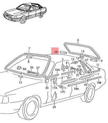 Genuine Distance Piece Lower X5 VW AUDI SEAT SKODA Amarok Ameo 443845631A comprar usado  Enviando para Brazil