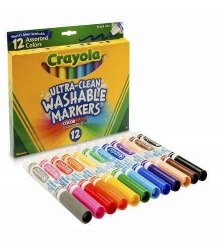 Easy Clean Markers Board Line Marker Kids Drawing Erase Wipe Off Children Gift