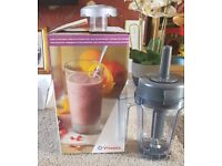 Brand New Vitamix 32oz wet blade container