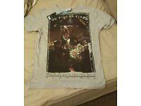 Mens Beck & Hersey T-Shirt new