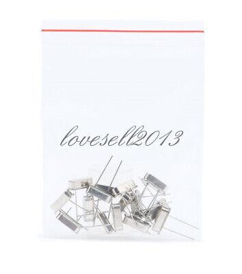 15pcs Diy Values Crystal Oscillator Assortment 4-48mhz Kit Set Dip