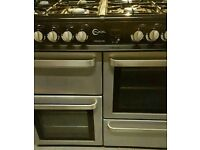 Gas cooker flavel