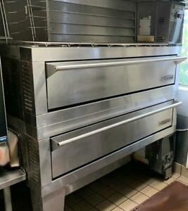 Garland Air deck ovens - refurbished with warranty