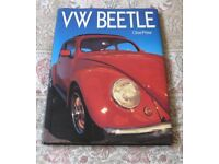 Free To Collector VW Beetle Car History Book by Clive Prew