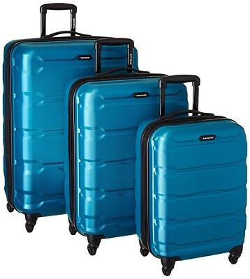 Samsonite Luggage Set Men Women Hardside With Wheels Spinners Suitcase 3 Pieces