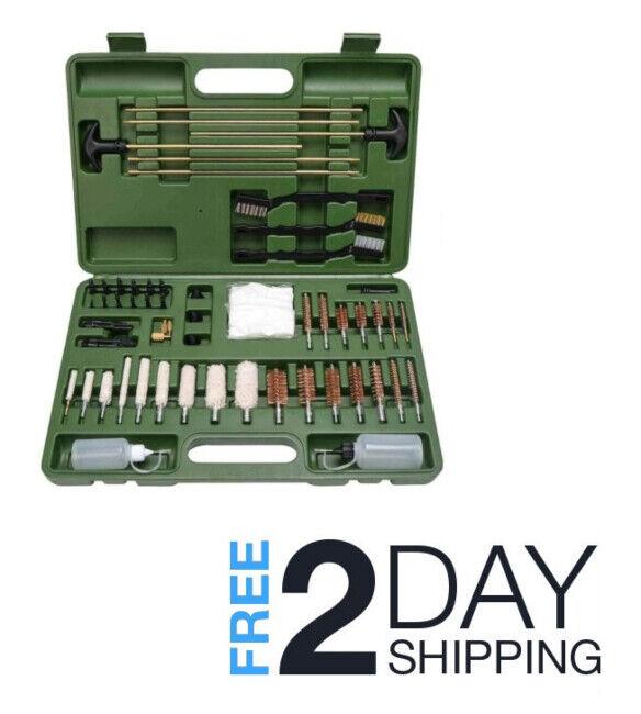 GLORYFIRE Universal Gun Cleaning Kit Hunting Rifle Handgun S