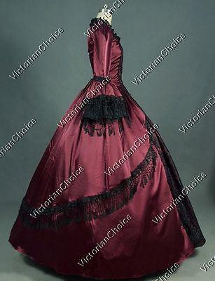 Renaissance Game of Thrones Queen Dress Vampire Halloween Costume N 142 XXXL