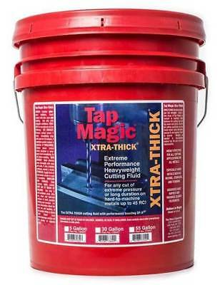 5-gal. Tap Magic Xtra-thick Xtra-foramy Fluid Pail For Inconeltitaniumss