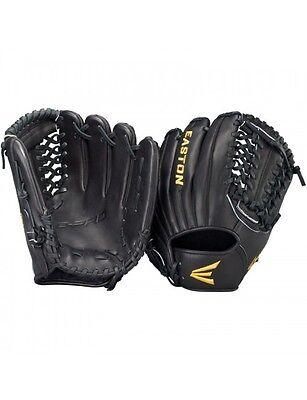 11.75 Infielders Baseball Glove - Easton EPG481B Professional 11.75 inch Infielders Baseball Glove Left Hand Throw