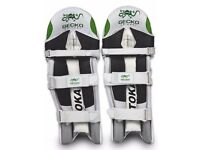 Gecko Cricket Tokay Batting Pads-youths or mens (left handed)