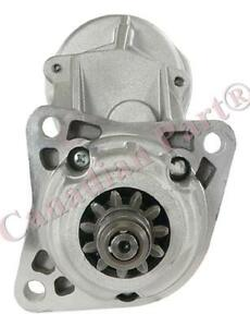 New DENSO Starter for HINO 145 NA,165 NB,185 NC 2005-2010