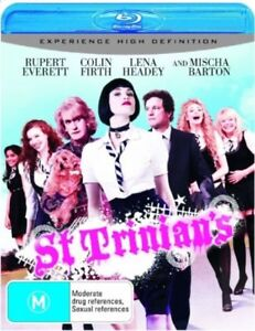 *New & Sealed*  St. Trinian's (Blu-ray Movie, 2008) Region B AUS