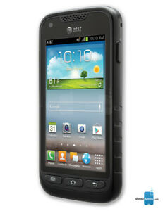 Great shape-32GB Samsung Rugby Pro 3 LTE + FACTORY Unlocked