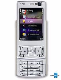 nokia n95 unlocked excellent condition with charger