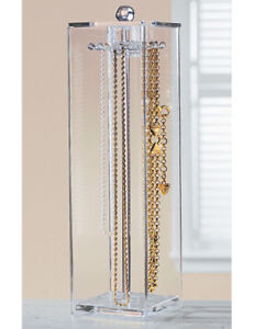 ACRYLIC NECKLACE HOLDER ONLY $15