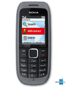 Nokia 1616 Cell Phone - BRAND NEW IN BOX!
