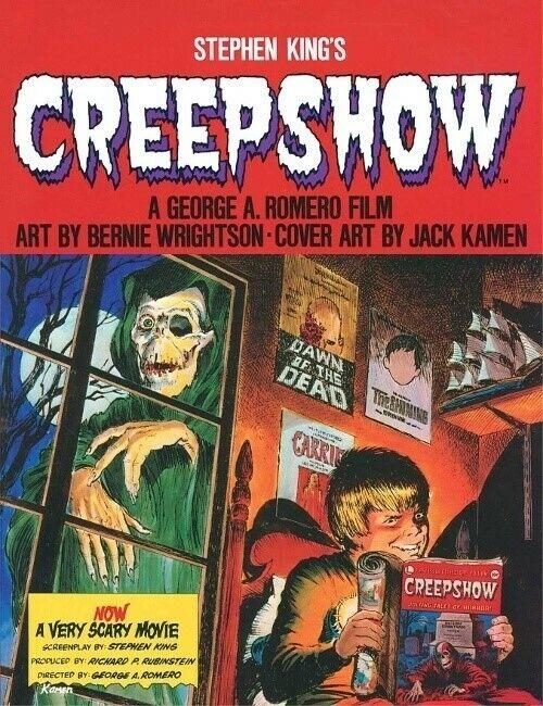 CREEPSHOW TPB Stephen King & Bernie Wrightson Graphic Novel Horror TP
