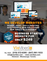 Website Design - Professional & Affordable