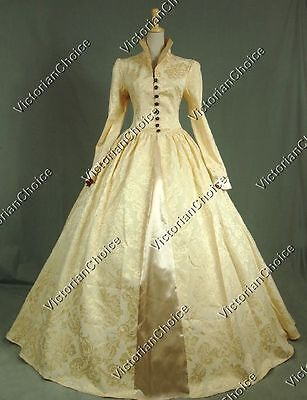 Queen Elizabeth Tudor Renaissance Game of Thrones Dress Halloween Costume