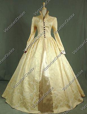 Renaissance Game of Thrones Queen Dress Fantasy Halloween Costume N 162 M