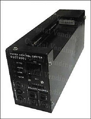 Rowe Oem 65073501 Power Control Center For Dollar Bill Changer - Double Dump