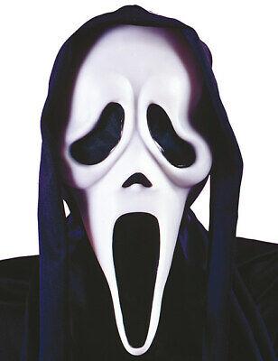 iller Ghost Face für Erwachsene Halloween Cod.202876 (Halloween Ghost)