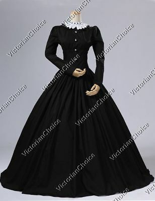 Victorian Edwardian Maid Steampunk Dickens Frock Dress Theatrical Punk 316 XXXL (Victorian Costumes)
