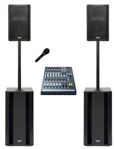 Compact Audio System Rentals