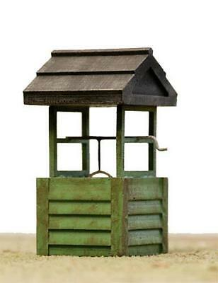 Water Well S Scale Built and Finished Model