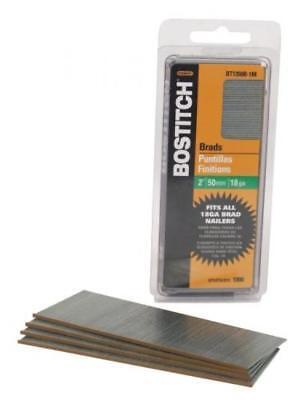 Bostitch Crown Moulding Nail Gun Fastener Tool 2 18 Gauge Brads 1000pc