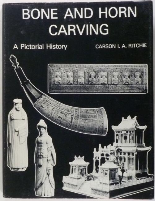 Antique Horn & Hornwork & Carved Bone Antiques - Illustrated Study